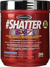 MuscleTech Shatter SX-7 - Blue Raspberry Explosion