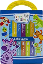 baby einstein learning library book set
