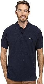 Lacoste Men's Classic Short Sleeve Chine Pique Polo Shirt
