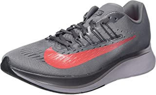 Zoom Fly 880848-004 Gunsmoke/Grey/Purple/Bright Crimson Men's Running Shoes