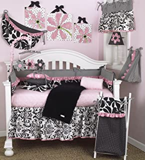 Best cotton tale girly crib bedding Reviews