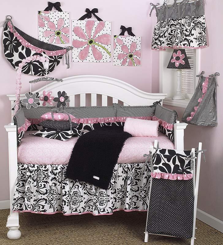 Cotton Tale Designs Girly 8 Piece Crib Bedding Set
