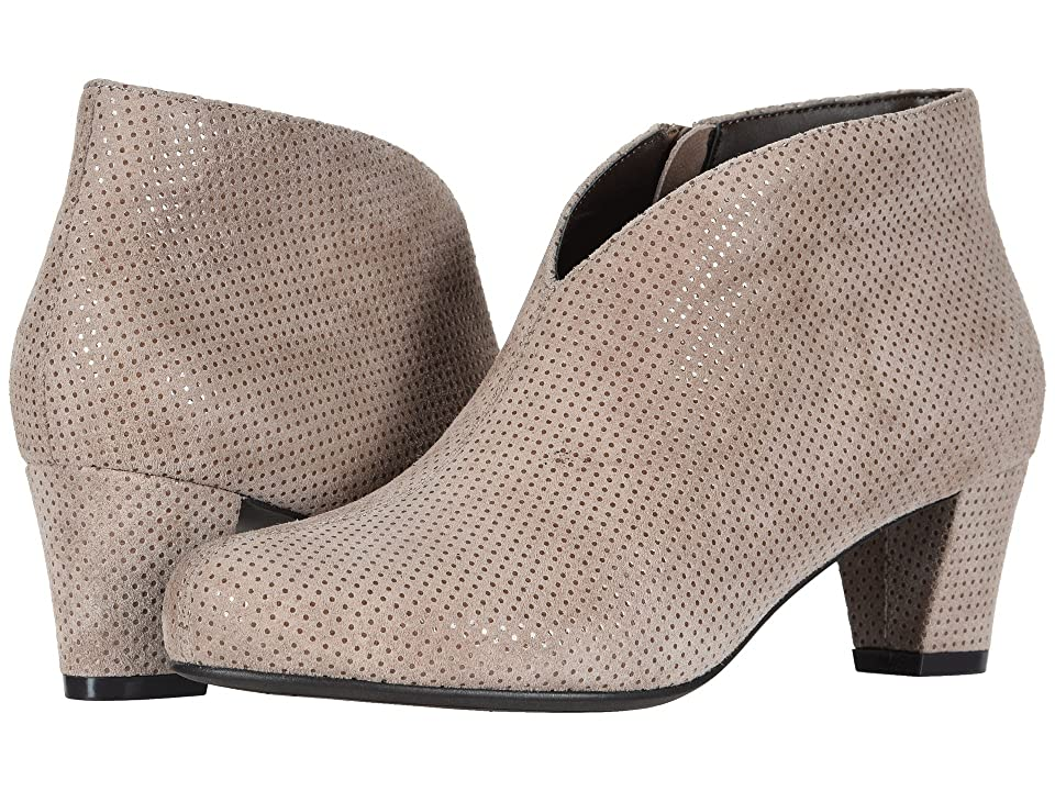 David Tate Fame (Taupe Suede Dots) Women