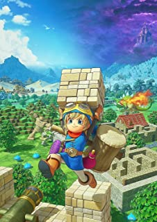 Dragon Quest Builders Poster