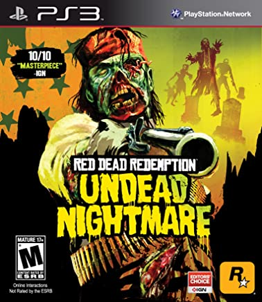 Red Dead Redemption Undead Nightmare Collection