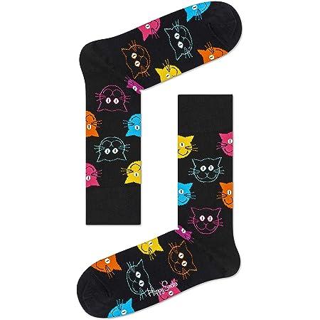 Happy Socks Cat Sock Calcetines para Hombre