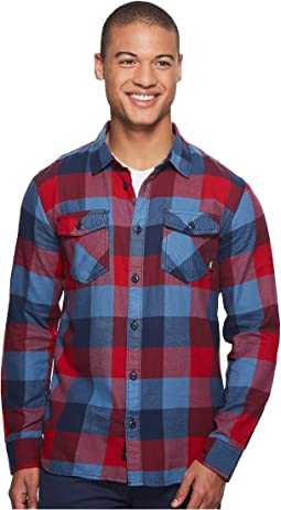 Vans Box Long Sleeve Flannel