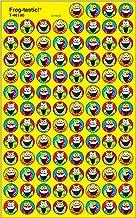 Trend Enterprises Frog-Tastic! Super Spots Stickers (800 Piece), Frog Tastic Fun