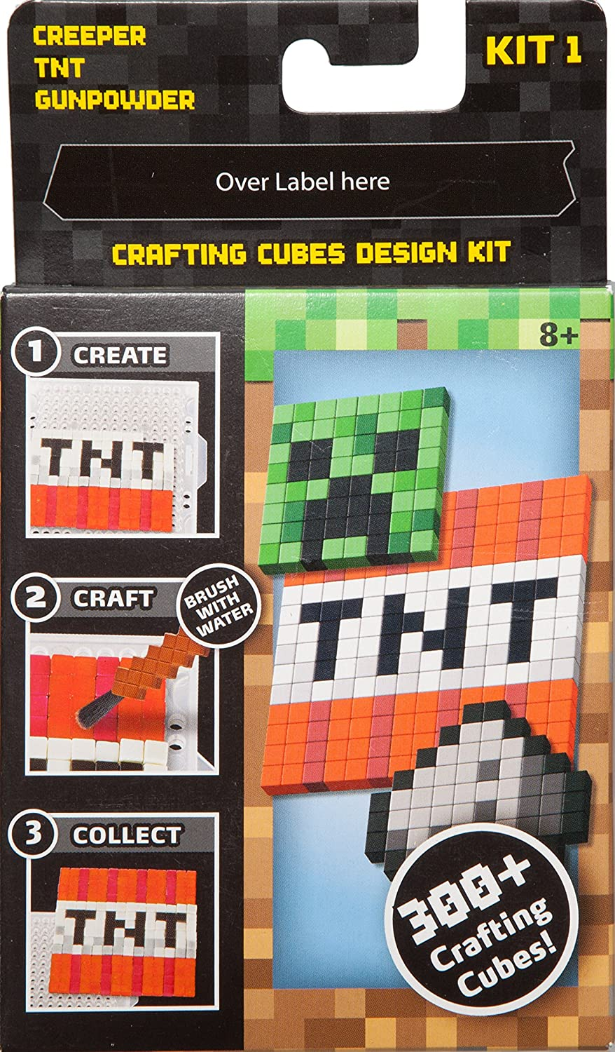 Minecraft Crafting Table Refill Pack  1 Overworld