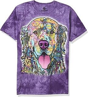 The Mountain Russo Golden Retriever T-Shirt
