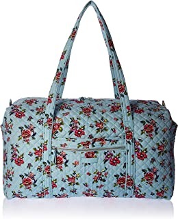 Vera Bradley Large Travel Duffel Bag, Signature Cotton