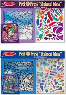 sticker stained glass kit