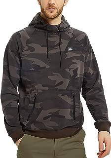 Navifalcon Men's Cotton Pullover Hoodie Sweatshirt