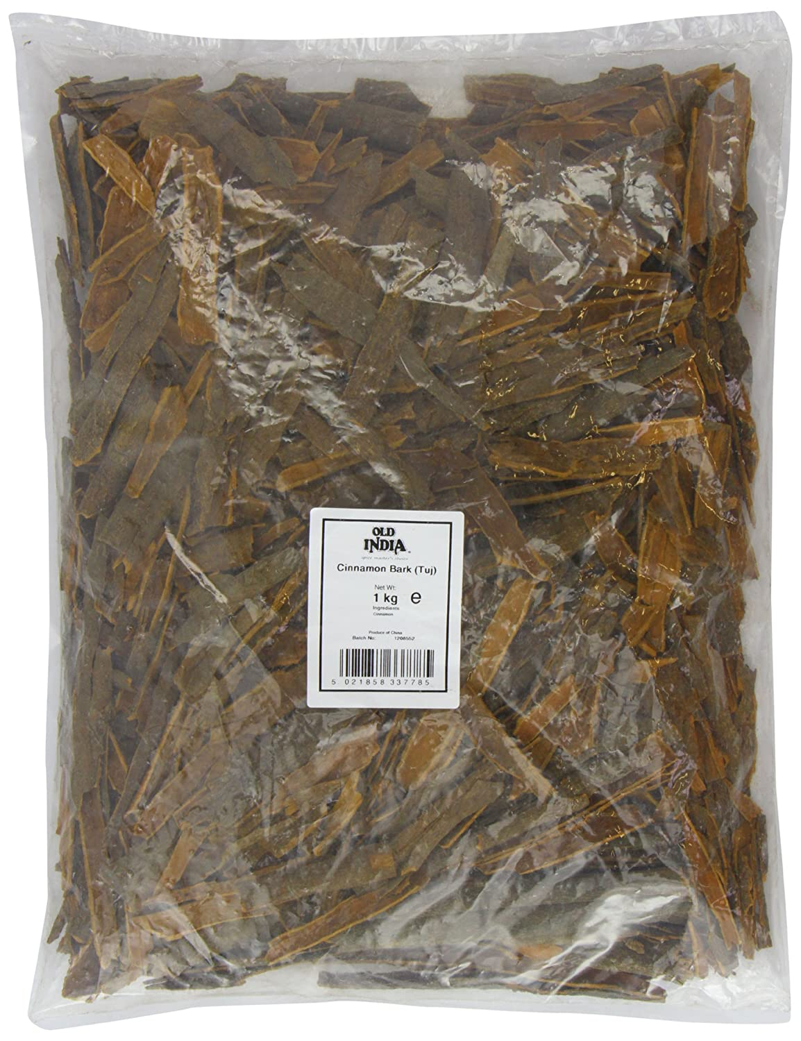 Old India Cinnamon Mail order Large discharge sale cheap Bark 1 Kg Tuj