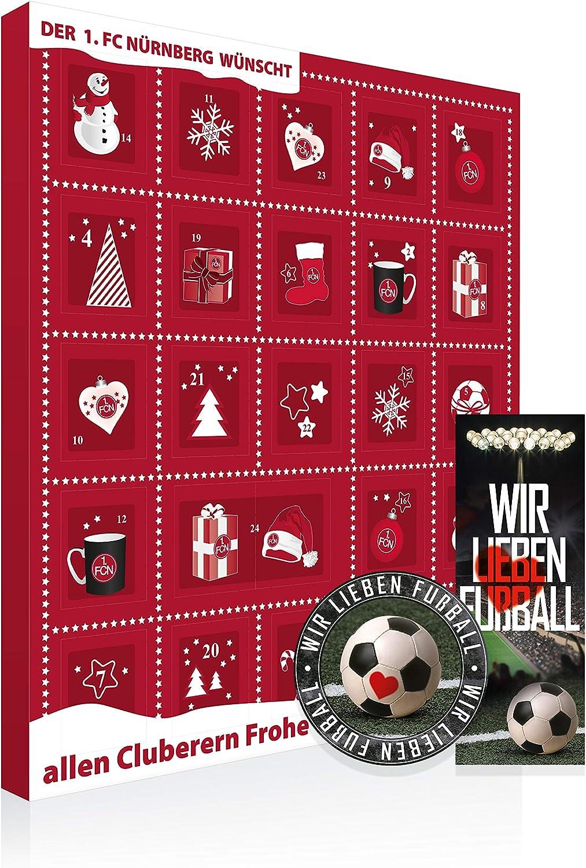 FC K/öln Premium Adventskalender mit Poster Plus gratis FC Schal 1