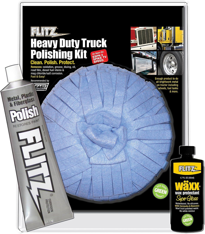 Flitz HD Max 43% OFF 31506 Mixed Heavy Duty Many popular brands Polishing Truck Kit