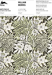 William Morris: Writing Paper & Note Pad A5 (English, French and German Edition)