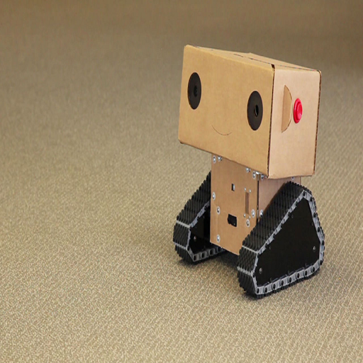 how to make robot