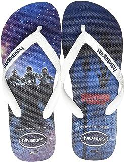Havaianas Unisex's Stranger Things Flip-Flop