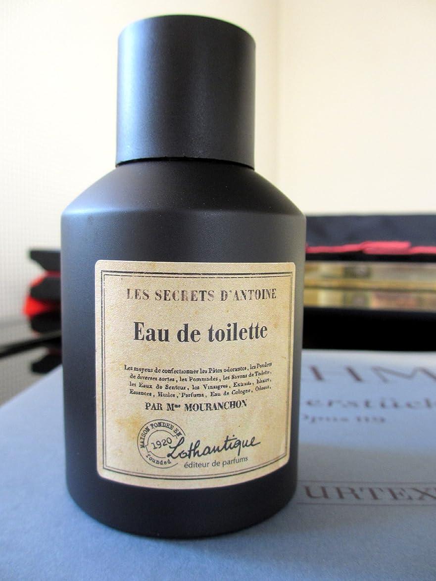 たくさん孤独な階層Lothantique(ロタンティック) LES SECRETS D' ANTOINE(シークレットアントワーヌ) オードトワレ 100ml 3420070037008