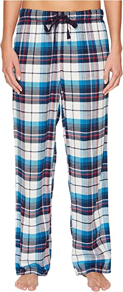 Jockey - Flannel Plaid Pants