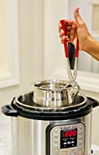 Instant Tongs – Premium Stainless Steel Retriever and Gripper for Hot pots and inserts, especially useful for Instant Pot PIP - Easy and safe