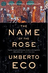 The Name of the Rose (English Edition) eBook Kindle