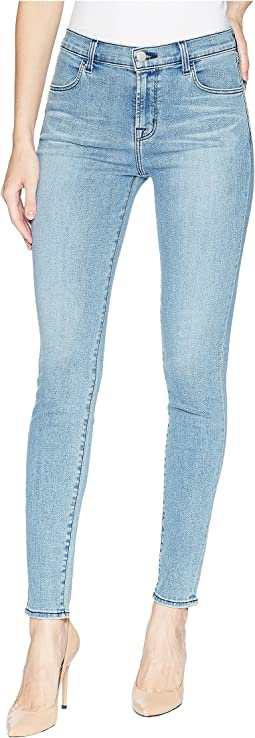 Maria High-Rise Skinny Jeans in Patriot