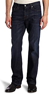 AG Adriano Goldschmied Men's The Protégé Straight-Leg Jean In Hunts