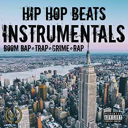 Hip Hop Beats Instrumentals - Boom Bap, Trap, Grime, Rap by