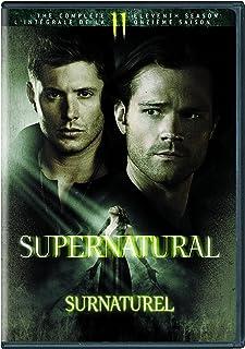 Supernatural: The Complete Eleventh Season (BIL/DVD)