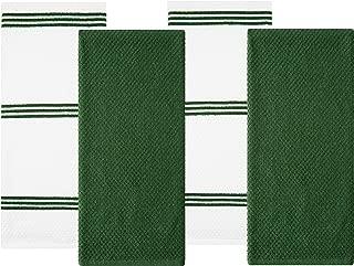 Best hunter green dish towels Reviews