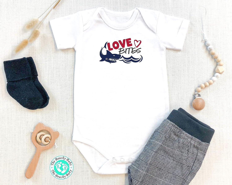 Valentine's Day Onesie Love B Boy Ranking TOP17 Reservation Baby Bites