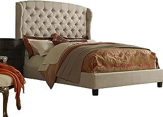 Best felisa upholstered panel bed Reviews