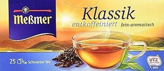 Meßmer Klassik entcoffeiniert 25 TB, 6er Pack 6 x 43,75 g Packung