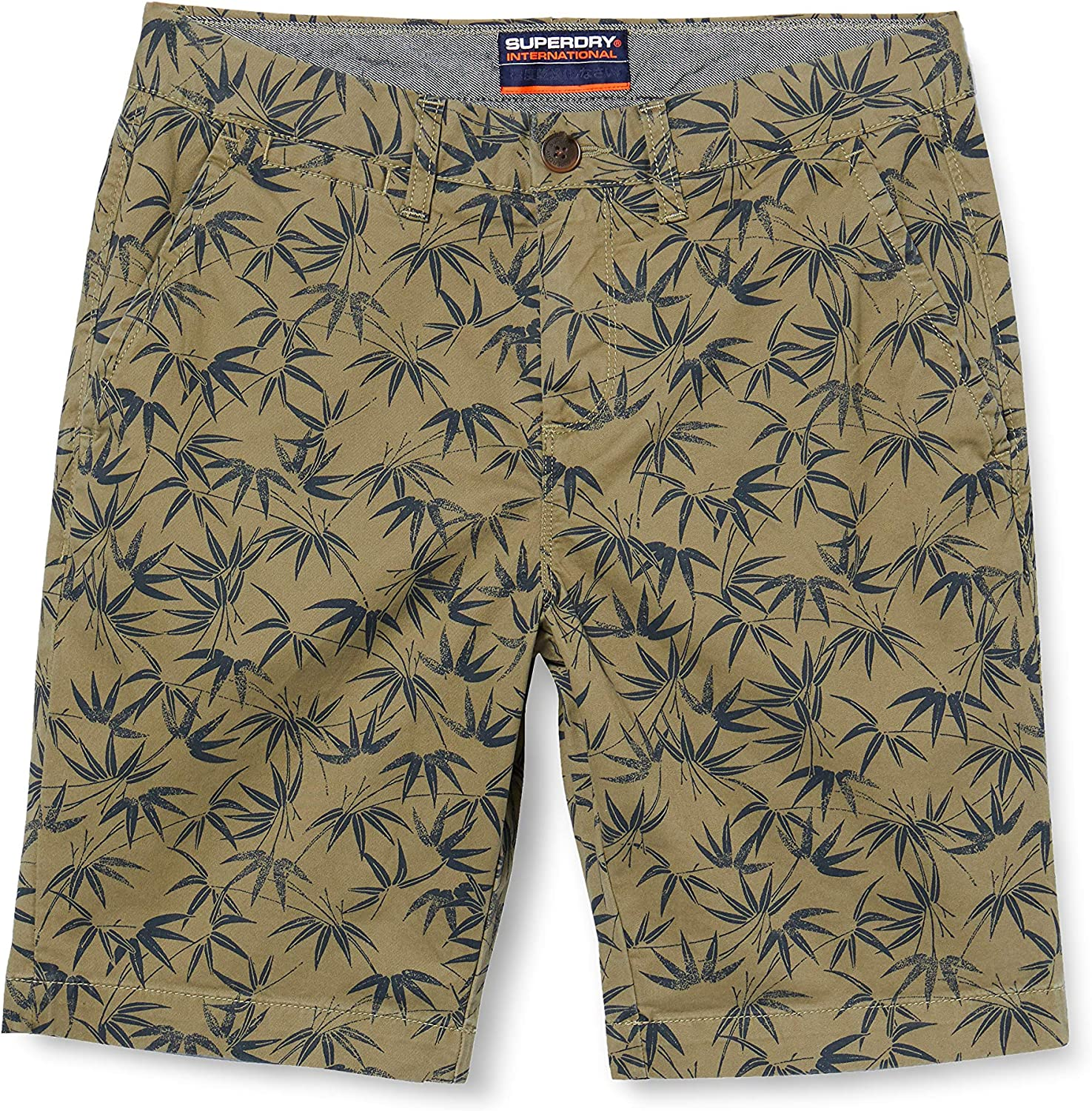 Superdry International Popularity Chino Shorts OFFicial shop