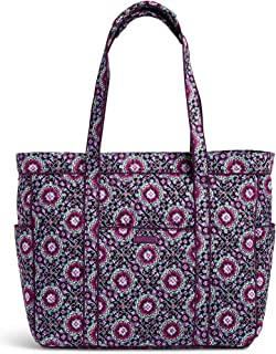 Quilted Signature Cotton Get Carried Away Tote/Travel Bag