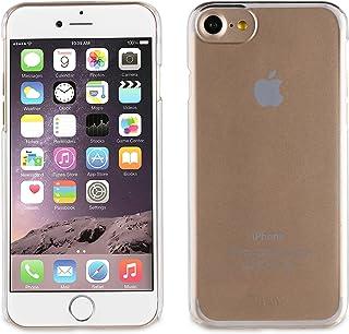 2eba0692244 Muvit Crystal - Carcasa para Apple iPhone 8/7/6S/6, Transparente