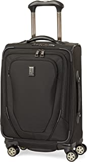 Travelpro Crew 10 International Carry-On Spinner, Black, One Size