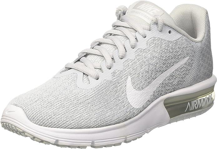 Nike Wmns Air Max Sequent 2, Scarpe da Ginnastica Donna : Amazon ...
