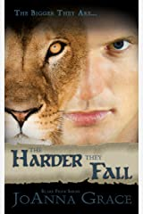 The Harder They Fall (Blake Pride Series Book 3) Kindle Edition