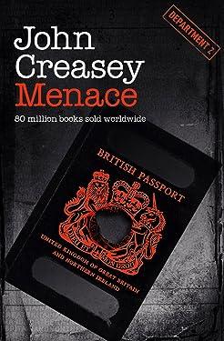 Menace (Department Z Book 11)