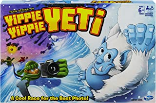 Hasbro Gaming Yippie Yippie Yeti Game