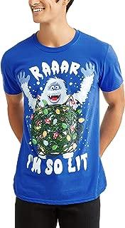 Men's Christmas Abominable Snowman RAAAR I'm SO LIT