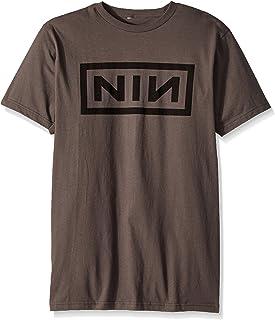 FEA Merchandising Men's Nine Inch Nails Adult Short Sleeve T-Shirt