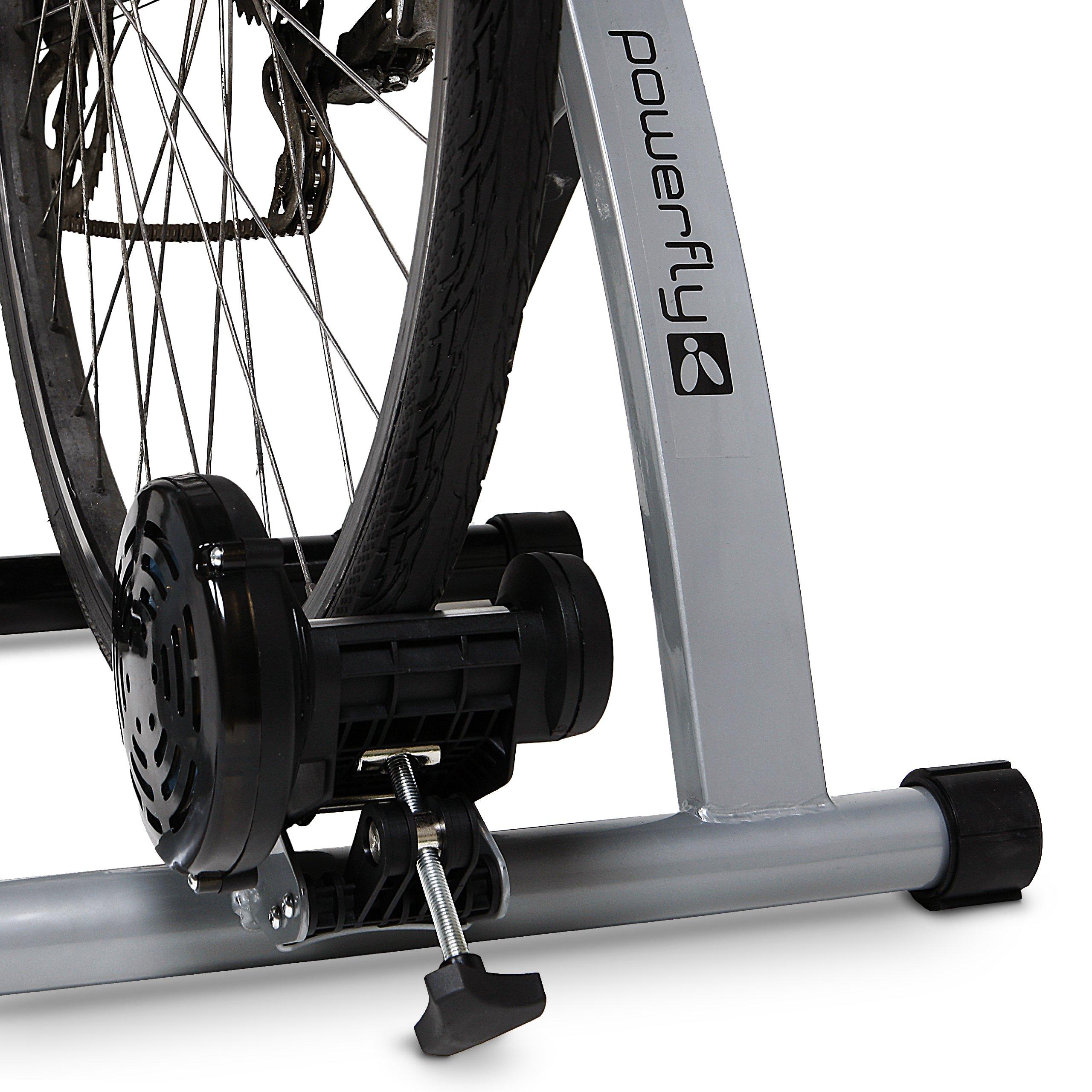 Powerfly Simulador de Bicicleta Rodillo Magnético Turbo para ...