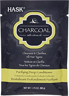 Hask Charcoal With Citrus Oil Purifying Deep Conditioner, 50 g