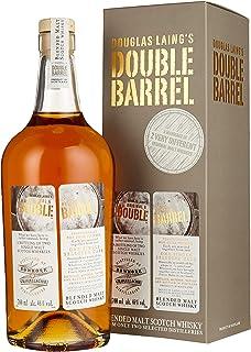 Douglas Laing Bowmore & Craigellachie DOUBLE BARREL 10 Years Old Blended Malt Scotch Whisky , 1 x 0.7 l