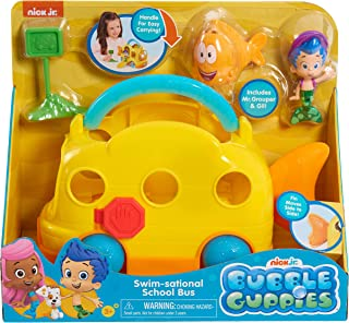 Bubble Guppies School Bus