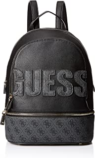 Guess Casual Backpacks for Girls, Black SC741133